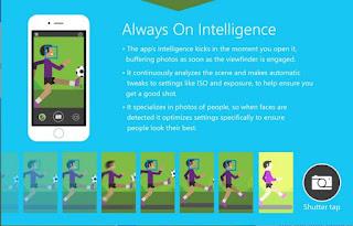 Microsoft Pix App Screenshot