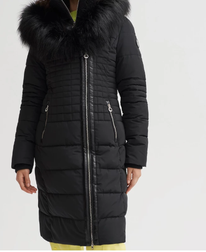 NOIZE Heavy Winter Coat