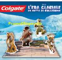 Logo Un regalo sicuro subito: il Puzzle 3D ''L'Era Glaciale''
