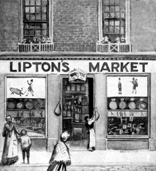 Lipton's Market 1871