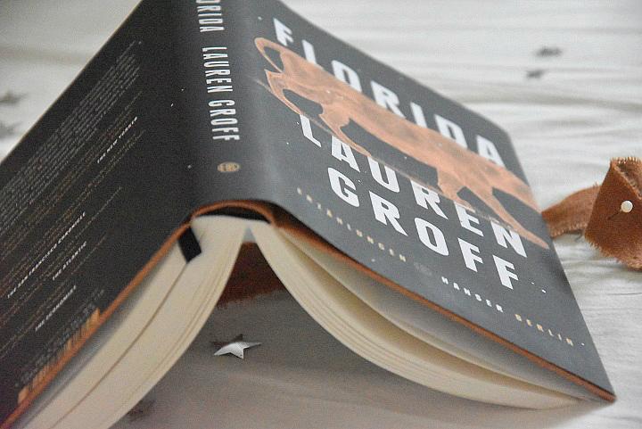 Offenes Buch Florida von Lauren Groff