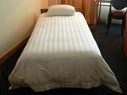 Gambar 4.57a: Kamar dengan Single bed room