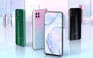 Huawei nova 7i price in usd