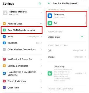 5 Cara Setting Jaringan 4G Only di Android