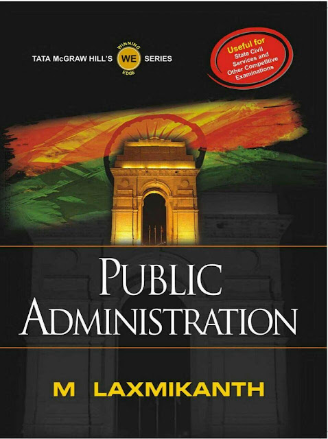 Public Administration by Laxmikanth : For UPSC Exam PDF Book