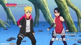 Boruto: Naruto Next Generations Capítulo 175 Sub Español HD