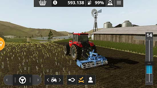Farming Simulator 20 Mod Apk For Android