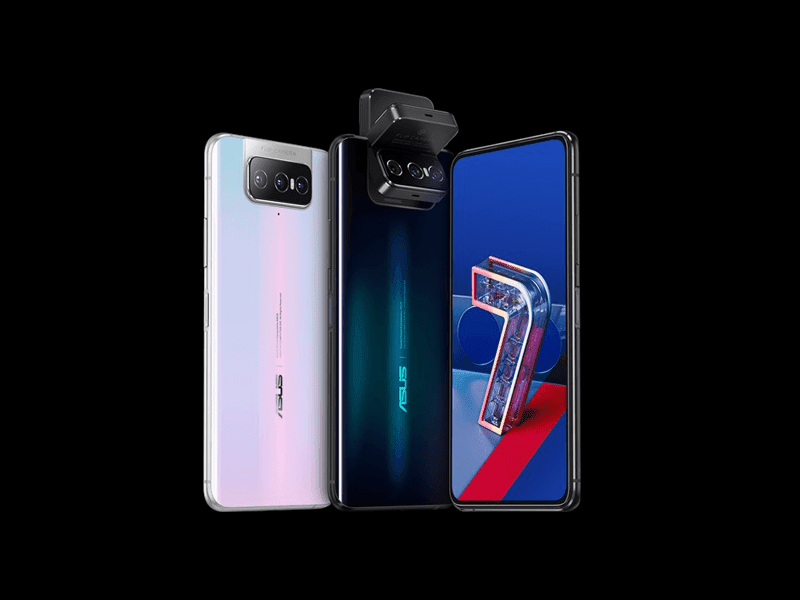 ASUS ZenFone 7, 7 Pro with 90Hz display and triple flip cam now official!