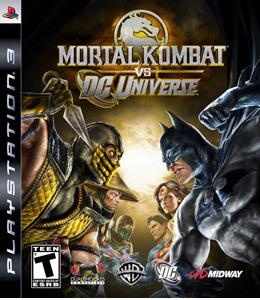 Mortal Kombat VS.DC Universe PS3 Torrent