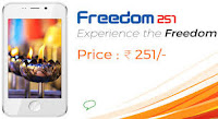 Freedom 251 Mobile Phone Buy online