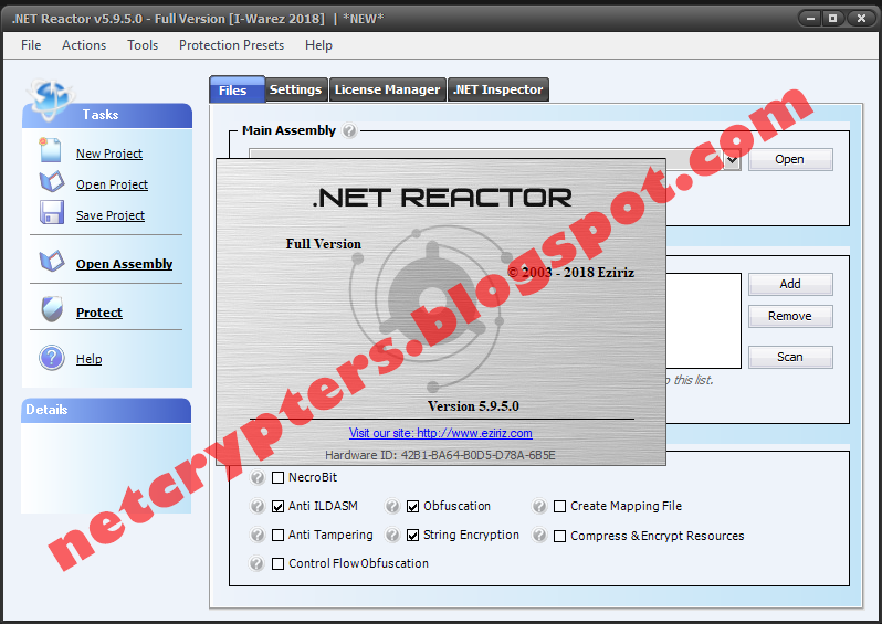 Free Cracked  NET Obfuscator