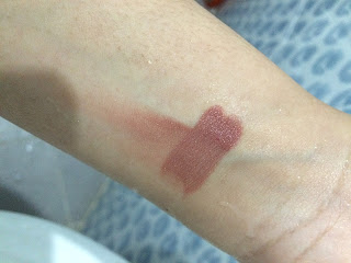 INEZ COSMETICS COLOR CONTOUR PLUS LIPSTICK SHADE DESERT SAND REVIEW