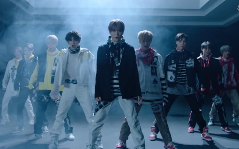 "NCT 127 lança o MV da faixa ""Superhuman"" + mini álbum"