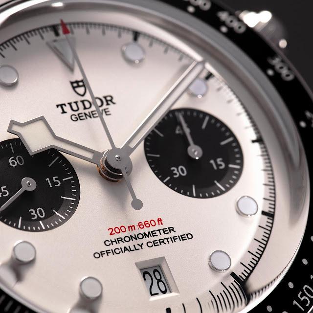 Tudor Black Bay Chrono
