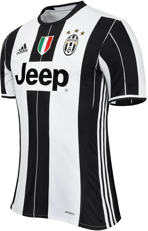 c5238bdc92 Adidas apresenta novos uniformes da Juventus. A Adidas divulgou as novas  camisas ...