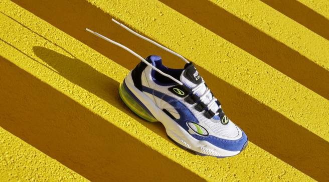01d50bf6d2b9 PUMA is reaching deep into their archives to unearth and re-imagine another   90s runner. Marching in lockstep with modern day sneaker culture