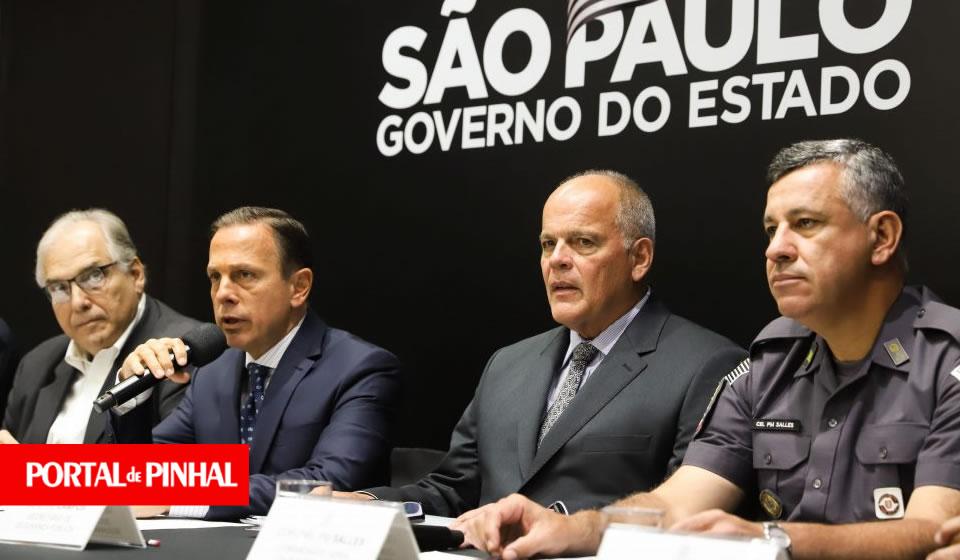 São Paulo amplia o Policiamento para o Carnaval