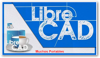 LibreCAD v2.0.7 Español Portable