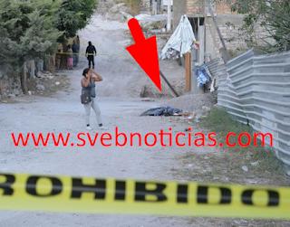 Ejecutan a otro sujeto afuera de su vivienda en Chilpancingo Guerrero