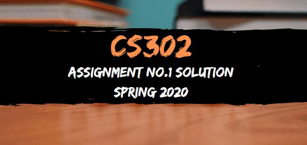cs302 assignment