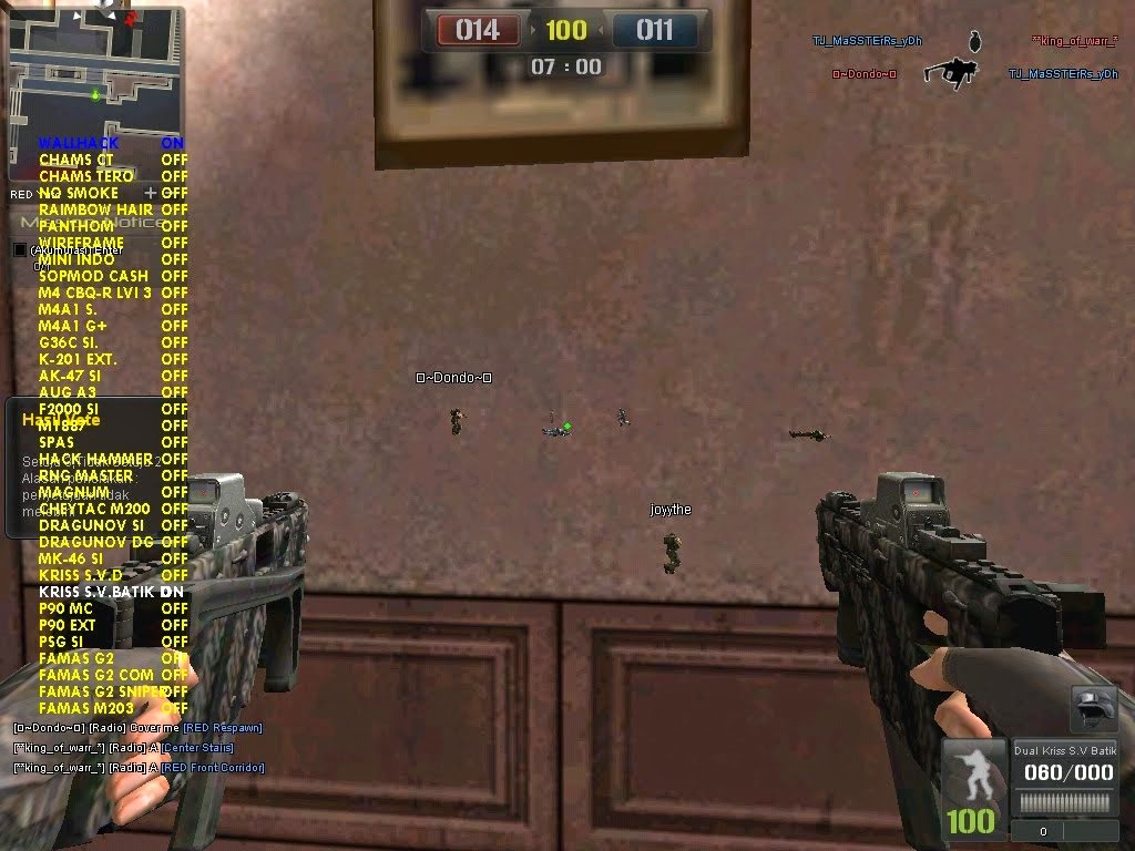 Cheat For Point Blank 2015