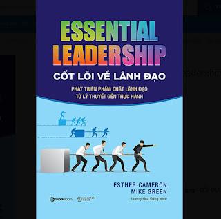Cốt lõi về lãnh đạo (Essential leadership) - Tác giả Esther Cameron , Mike Green ebook PDF-EPUB-AWZ3-PRC-MOBI