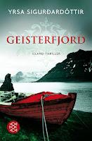 Geisterfjord - Yrsa Sigurdardóttir