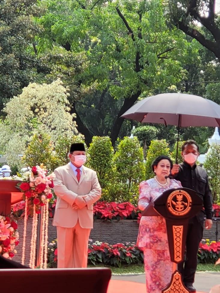 Megawati Pegang Tiket PDI Perjuangan untuk Maju di Pilpres 2024