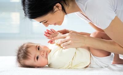 Indikasi Muntaber pada Bayi dan Langkah Pengobatannya