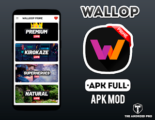 Walli – 4K, HD Wallpapers & Backgrounds v2.7.9 build 123 [Premium] [Latest]