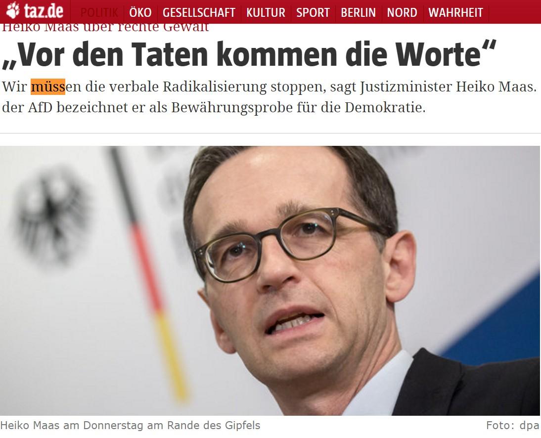 politplatschquatsch - Akute Nachrichten aus dem