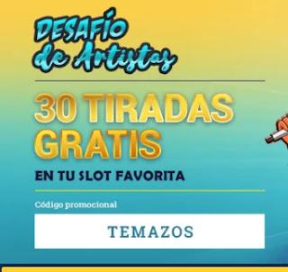 Todoslots 30 tiradas slot gratis hasta 17-1-2021