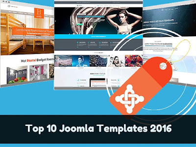 Top Joomla templates