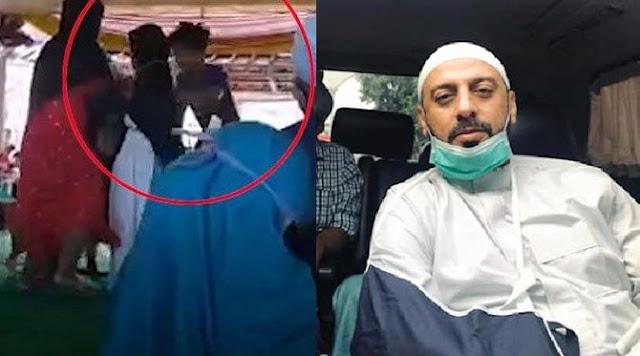 Lindungi Penusuknya dari Amukan Massa, Syekh Ali Jaber: Dia Manusia Bukan Sampah