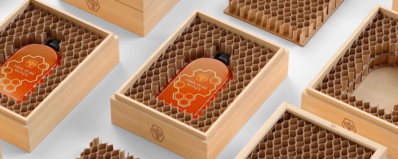 Una colmena, el mejor packaging para la miel