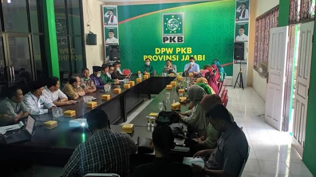DPC PKB Se-Provinsi Jambi Siap Gelar Muscab Serentak
