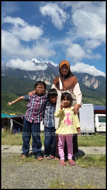 Tarikan baru di Desa Dairy Farm Kundasang