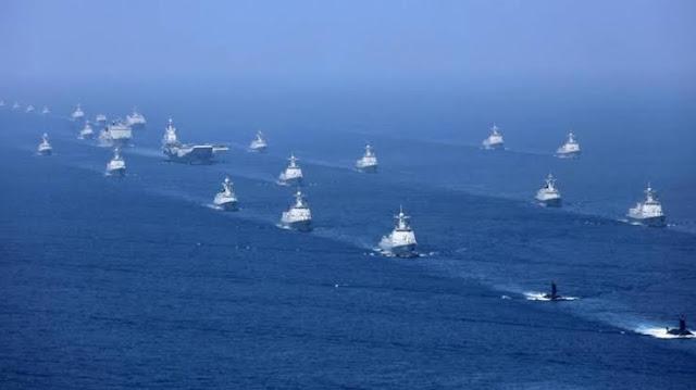 AUKUS dan Perlombaan Senjata Menangkal China di Indo-Pasifik