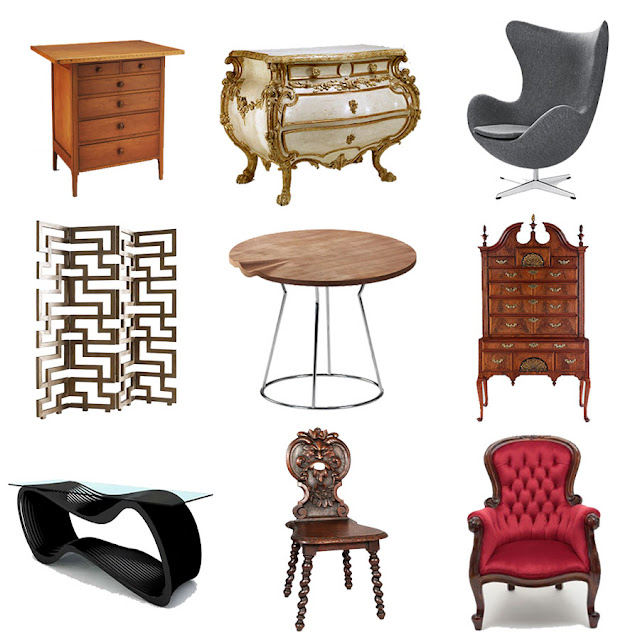 Different Furniture Styles