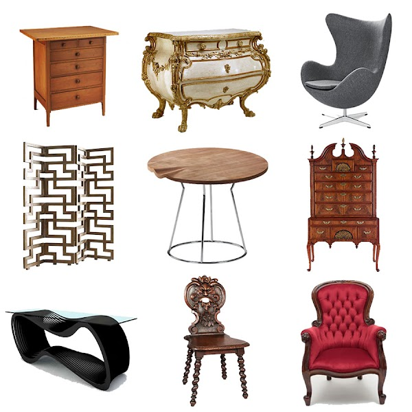 25 Images Different Types Of Furniture Styles