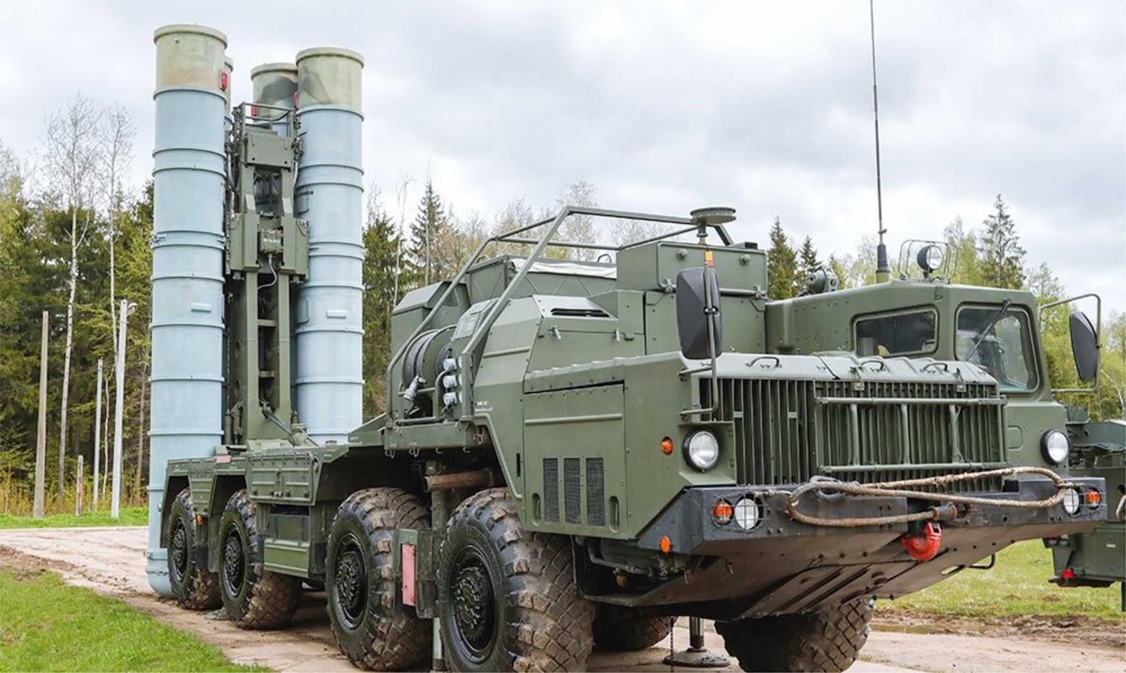 S-400 Rusia mengalahkan kebanggaan utama Angkatan Darat AS#