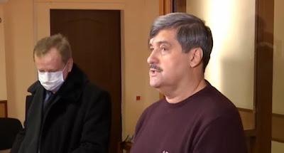Верховный суд оправдал генерала Назарова