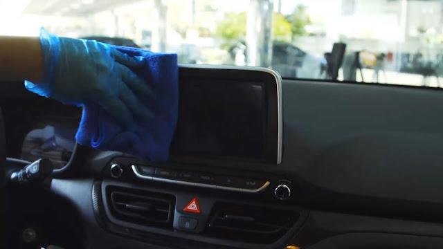 Hyundai lança serviço de sanitização de veículos por R$ 99