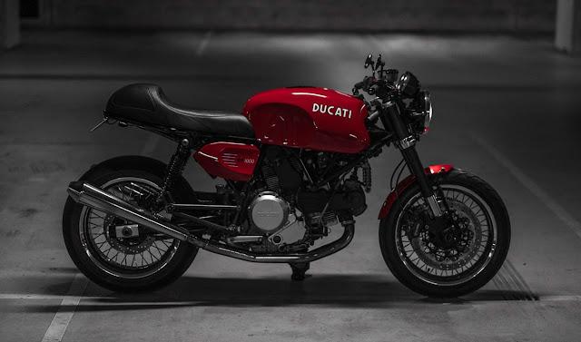 Ducati GT1000 By Purpose Built Moto Hell Kustom