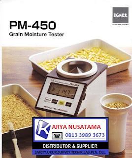 Ready Stok Kett PM450 Moisture Meter di Semarang
