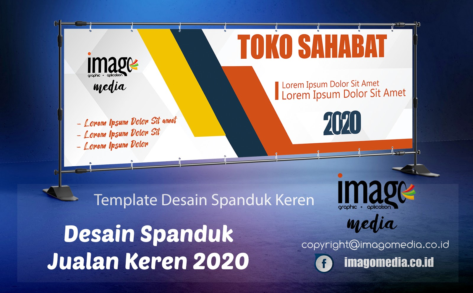 Download Desain Spanduk Jualan Keren 2020 - Imago Media ...