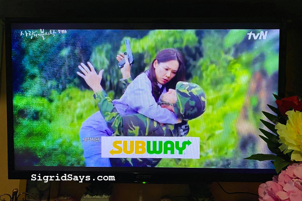 Subway, sub sandwich, submarine sandwich, food, restaurants, snacks, healthy snack, sandwich meal, Subway branches, Subway Philippines, less marketing, more meat, fully loaded sandwich, full loaded meat stack sub, chicken, pepperoni, salami, vegetables, promo, BOTTY via messenger, order via messenger, Lala Food, Grab Food, Subway restaurants, advertising budget, better quality food, Subway app, food delivery, Crash Landing on You, CLOY, K-Drama, Captain Ri, Yoon Seri, Son Ye-Jin, Hyun Bin