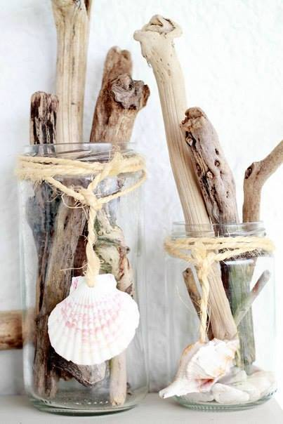 DIY ไอเดียงานประดิษฐ์เฟอร์นิเจอร์จากกิ่งไม้