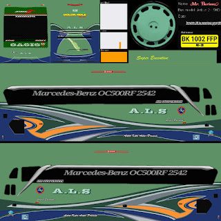 Download Livery Bus A.L.S