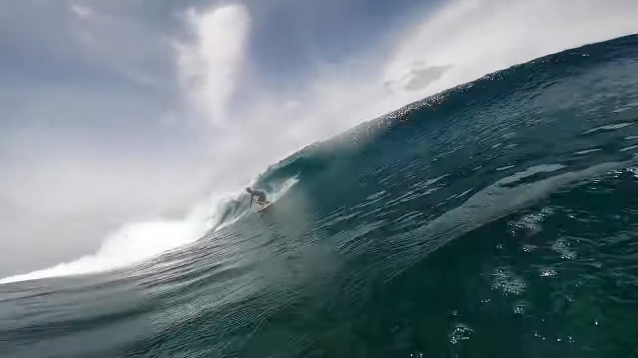 MALDIVAS PARA QUALQUER SURFISTA KUDA VILLINGILI RESORT